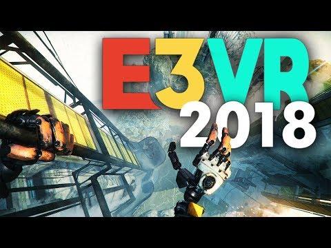 The Best VR Games Of E3 2018 (PCVR & PSVR)