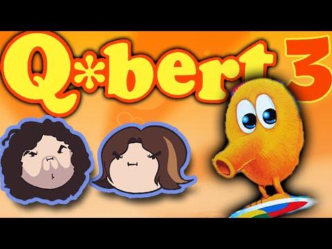 Q*bert 3 - Game Grumps VS