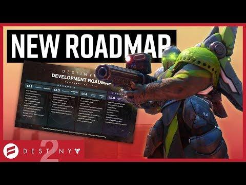 Destiny 2 News - Emblem Customization Details & A New Update Roadmap!!
