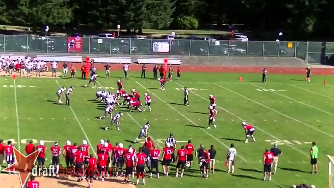 Tyrell Williams vs Simon Fraser (2014)