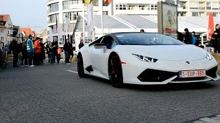 "Lamborghini Huracan ""Pirelli Edition"" Loud Sounds"