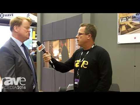 CEDIA 2016: Gary Kayye Speaks with Barco Residential's Tim Sinnaeve
