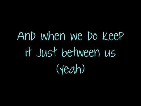Kiss & Tell - Justin Bieber + Lyrics (My World 2.0 Studio Version)
