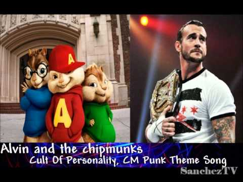 Alvin And The Chipmunks  Cm Punk 2011 Theme  Song video