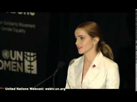 Emma Watson's speech at the Heforshe special event in New York
