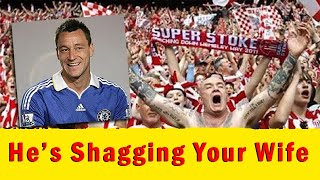 Top Funniest Chants In English Football ● With Lyrics