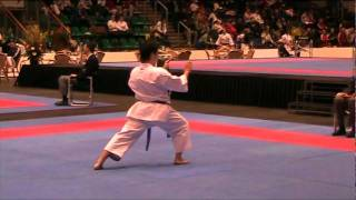 Kata GANKAKU - Dutch Open 2010