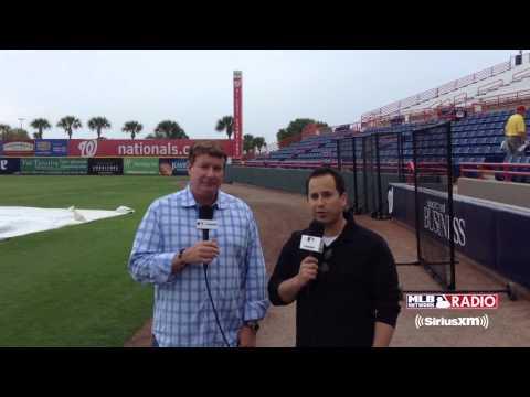 Washington Nationals - 2015 MLB Network Radio Spring Training Tour