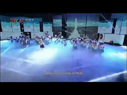 Cháu hát về đảo xa - Bảo Ngọc - Đồ rê mí 2014