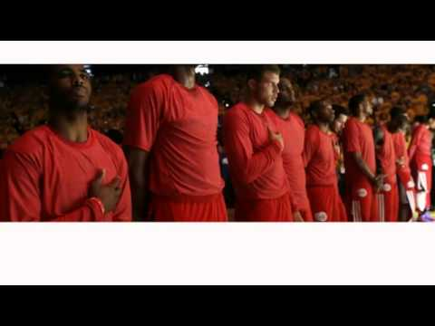 NBA Players Protest Racist Talk Attributed To L A  Clippers Owner Donald Sterling MUST SEE