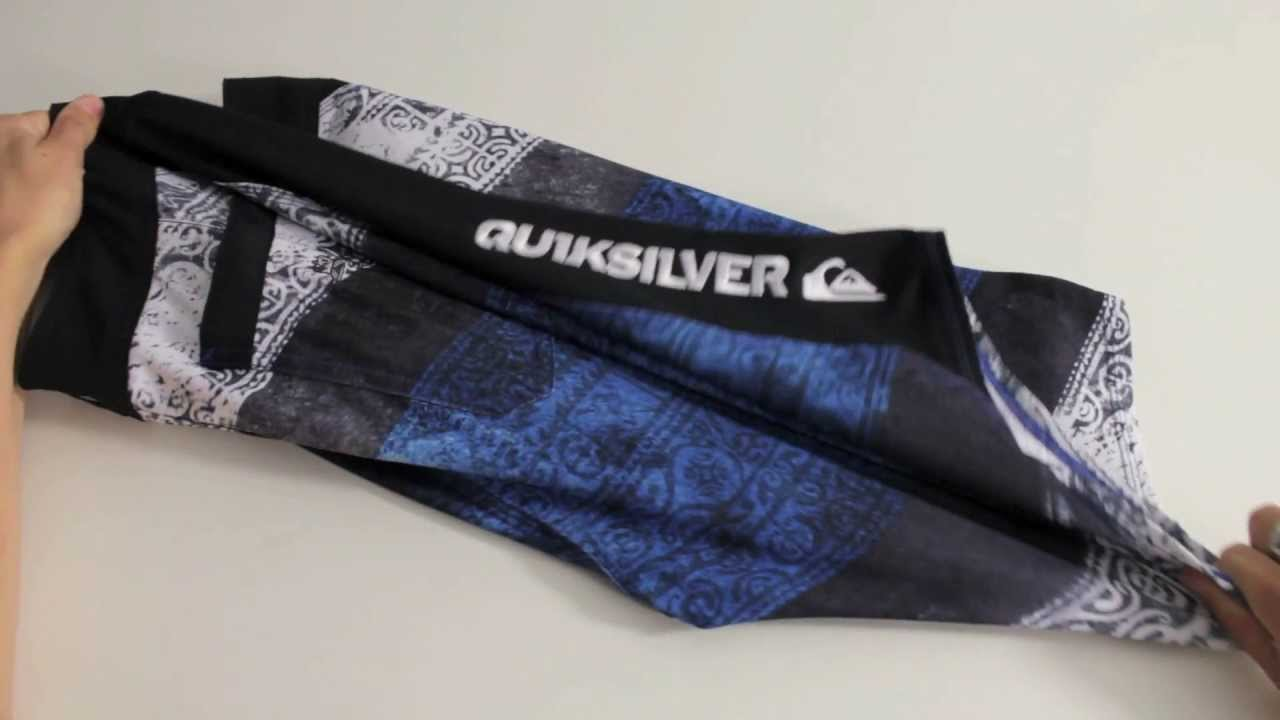 Quiksilver Boardshorts 2013 Quiksilver Robby Tribal 20