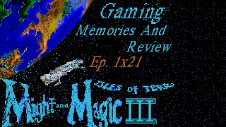Might And Magic III Isles Of Terra - Amiga - Gaming Memories And Review
