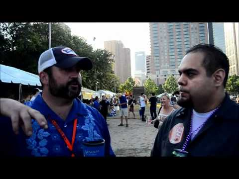 Texas Beer Guide @ 2nd Annual Texas Beer Fest - Houston, TX
