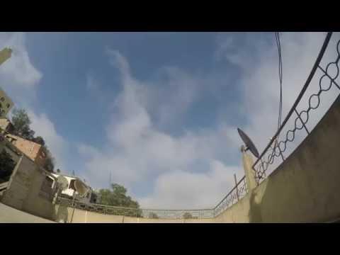 GoPro Hero 4 Black - Sky Time Lapse - ALGERIA - 2016