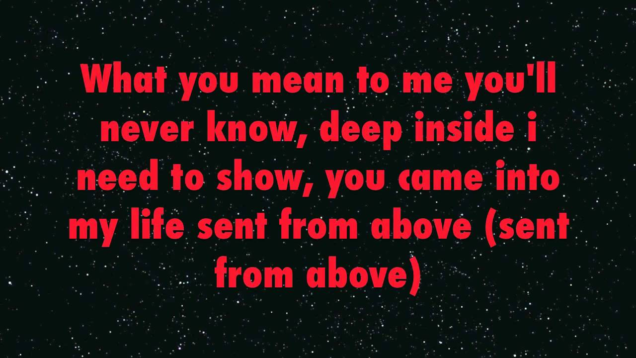 Angel of mine (with lyrics) - YouTube