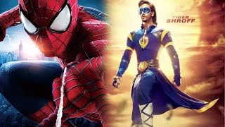 Download SpiderMan Meats A Flying Jatt 3Gp Mp4