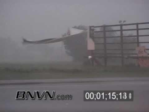 Hurricane Wilma Video, 10/24/2005, Naples Florida - Part 7