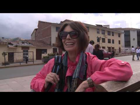 Mother-Son Travel Episode 10:   Lima and Cusco
