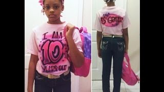 Father Puts His 10yr old Daughter On Blast For Lying About Her Age & Acting Too Grown