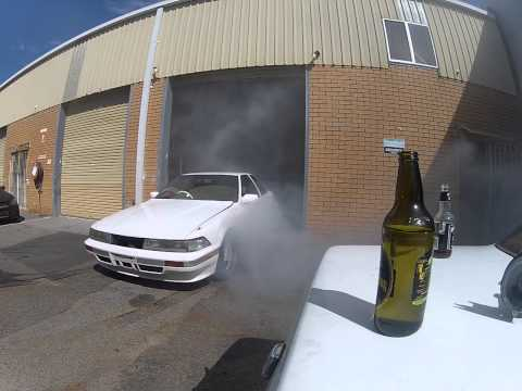 Beaver Z20 Workshop Burnout