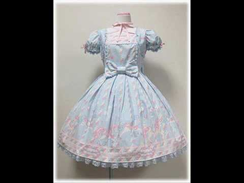 Angelic Pretty Original Prints Video