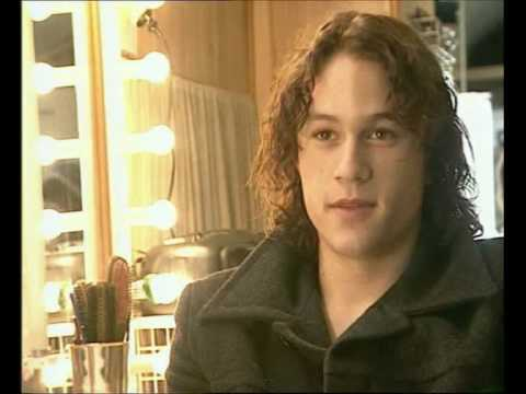 Heath Ledger - Two Hands (Interview)