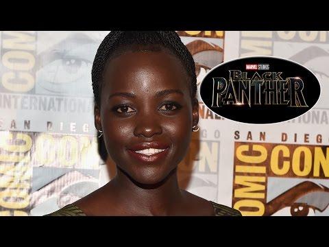 Lupita Nyong'o Shares Black Panther Plot Details