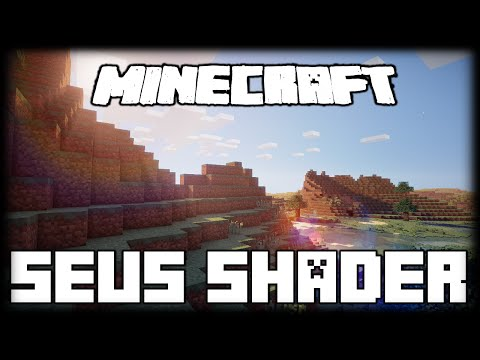 Minecraft - Sonic Ether's Unbelievable Shaders 1.8 - Tutorial + Download