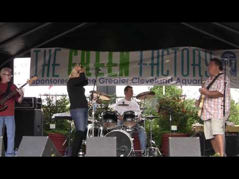 4. Crocker Park Art Fest 9-18-2011 - Monica Robins&Dr. Mo -