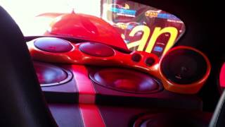 Auto Demo de Angel Autoesteros en el VolksWeekend 2014