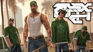 GTA San Andreas Theme Song ( DUBSTEP & TRAP REMIX )
