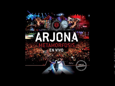 Ricardo Arjona EP Metamorfosis en Vivo.