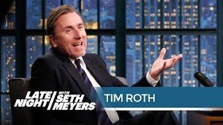 Tim Roth: Samuel L. Jackson Definitely Knows Donald Trump - Late Night with Seth Meyers