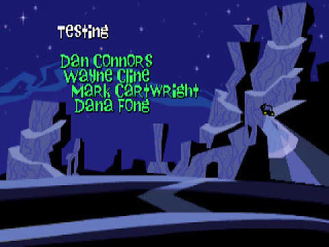Day of the Tentacle Intro (High Quality)