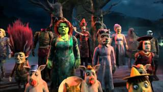 Shrek Thriller Night 2011