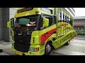 Heboh...!!! Truk Transformer dari Indonesia, Habiskan Rp 300 Juta