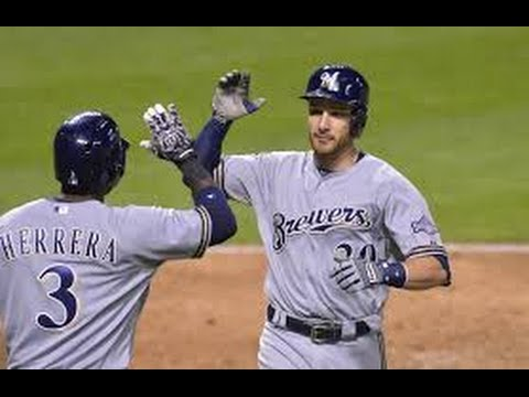 Milwaukee Brewers 2015 Highlights HD