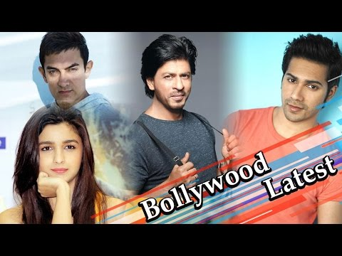 Bollywood This Week: Aamir Khan | Shah Rukh Khan | Varun Dhawan | Alia Bhatt And More