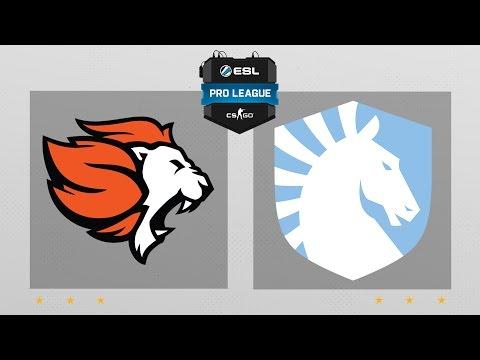 CS:GO - Selfless vs. Liquid [Cbble] Map 2 - ESL Pro League Season 5 - NA Matchday 8