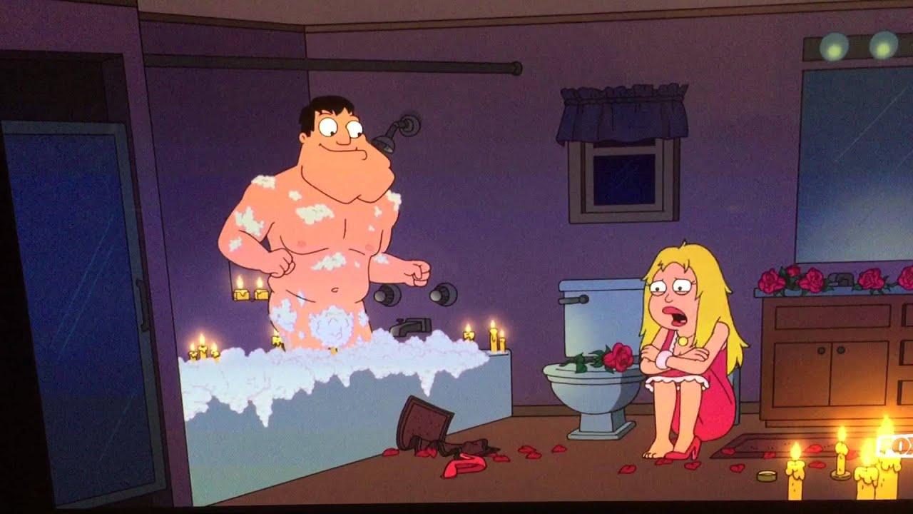 American Dad Episode Licence To Till Stan Scares Francine