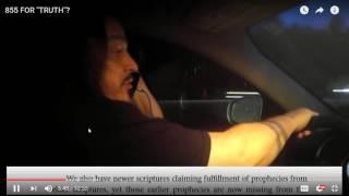 Atheist Aron Ra vs. Christian Mythbuster Steven Hawk - Part 1 of 2