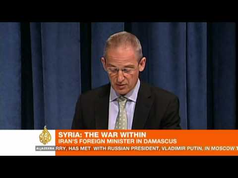 US and Russia bid to revive Syria peace talks