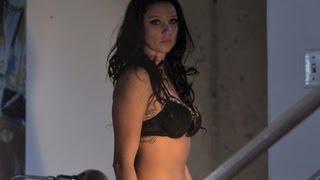 GIRL AT THE DOOR: A Sexy, Short Horror Film