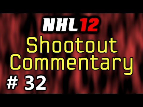 "NHL 12: Shootout Commentary ep. 32 ""New Joy-Zee"""