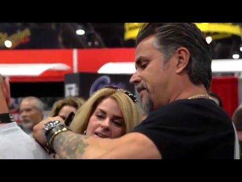 Celebrity Testimonial Video:  Richard Rawlings Gas Monkey Garage Discovery Channel Fast n Loud