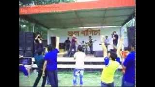 Pagla Hawa in a concert By: @IBRAHIM ABIR EBU==01911205626