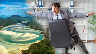 How To Quit Your Job and Travel