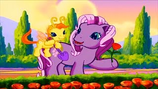 My Little Pony G3 - Princess Promenade - Friendship and Flowers