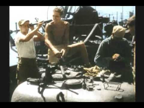 WWII PHILLIPINES 1 OF 3  RARE COLOR FILM Music Videos