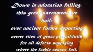 Watch Matt Maher Adoration video